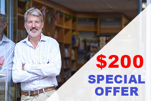 Special Business Accounting Special Offer